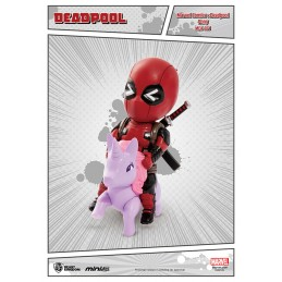 MARVEL DEADPOOL PONY MINI EGG ATTACK FIGURE