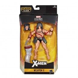HASBRO MARVEL LEGENDS SERIES CALIBAN - WEAPON X ACTION FIGURE