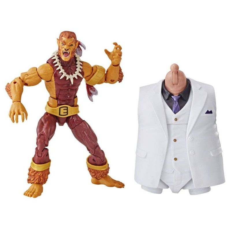 MARVEL LEGENDS SERIES KINGPIN - PUMA ACTION FIGURE HASBRO