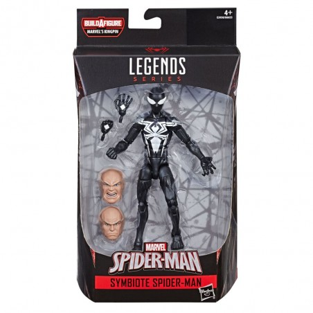 MARVEL LEGENDS SERIES KINGPIN - SYMBIOTE ACTION FIGURE