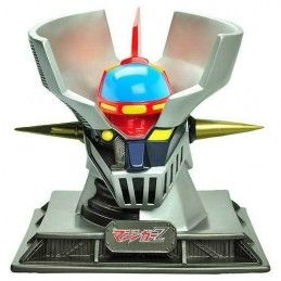 MAZINGER Z HEAD COIN BANK SALVADANAIO