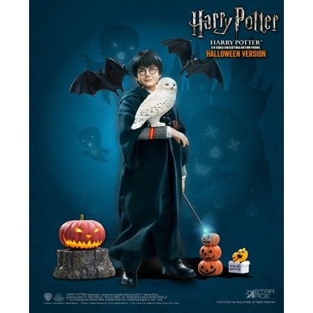 HARRY POTTER HALLOWEEN VERSION 1/6 SCALE COLLECTIBLE ACTION FIGURE
