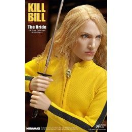 KILL BILL THE BRIDE 1/6 SCALE COLLECTIBLE ACTION FIGURE STAR ACE