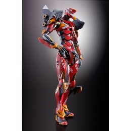 BANDAI METAL BUILD NG EVANGELION EVA-02 PRODUCTION MODEL ACTION FIGURE