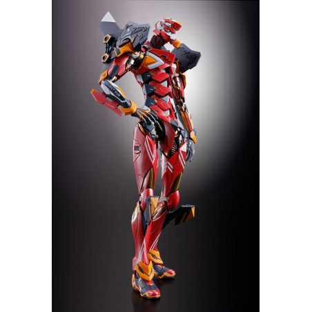 METAL BUILD NG EVA-02 PRODUCTION MODEL ACTION FIGURE