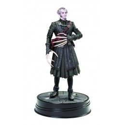 THE WITCHER 3 WILD HUNT - REGIS VAMPIRE PVC STATUE 20 CM FIGURE DARK HORSE