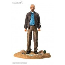 BREAKING BAD WALTER WHITE HEISENBERG STATUE SUPACRAFT