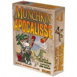 MUNCHKIN APOCALISSE BASE ITALIANO RAVEN