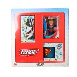 DC UNIVERSE SUPERMAN GIFT BOX PACCO REGALO SD TOYS