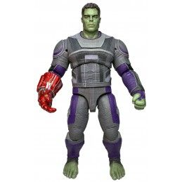 DIAMOND SELECT MARVEL SELECT AVENGERS ENDGAME HERO SUIT HULK ACTION FIGURE