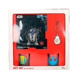 SD TOYS STAR WARS GIFT BOX PACCO REGALO