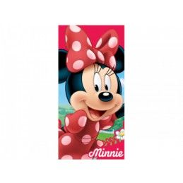 DISNEY MINNIE BEACH BATH TOWEL TELO DA MARE 140X70CM
