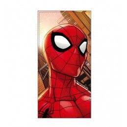 SPIDER-MAN SPIDERMAN BEACH BATH TOWEL TELO DA MARE 140X70CM