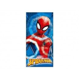 MARVEL SPIDER-MAN SPIDERMAN BEACH BATH TOWEL TELO DA MARE 140X70CM