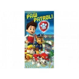 PAW PATROL CALL BEACH BATH TOWEL TELO DA MARE 140X70CM