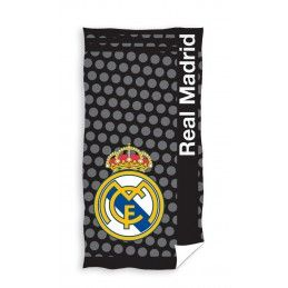 REAL MADRID CF BEACH BATH TOWEL TELO DA MARE