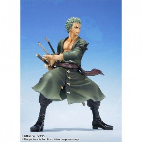 ONE PIECE ZORO 5TH ANNIVERSARY FIGUARTS ZERO FIGURE