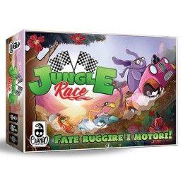 JUNGLE RACE - GIOCO DA TAVOLO ITALIANO