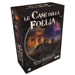 LE CASE DELLA FOLLIA ESP INCUBI RICORRENTI - GIOCO DA TAVOLO ITALIANO