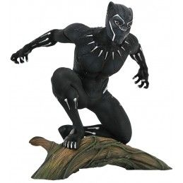 DIAMOND SELECT BLACK PANTHER MOVIE COLLECTORS 17CM RESIN STATUE FIGURE