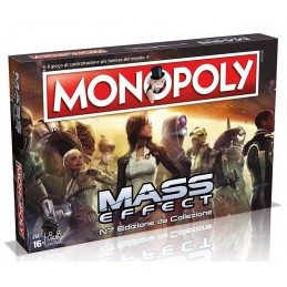 MONOPOLY MASS EFFECT -...