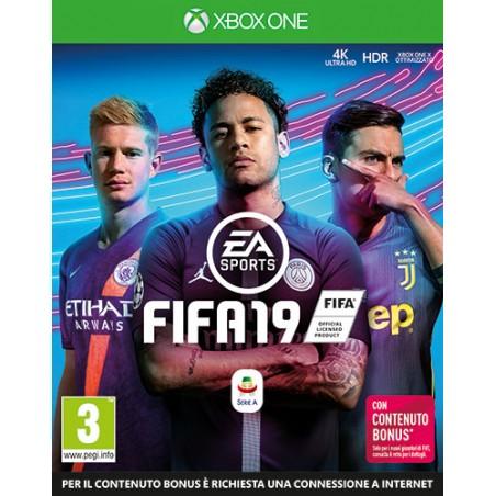 FIFA 19 XBOX ONE NUOVO ITALIANO
