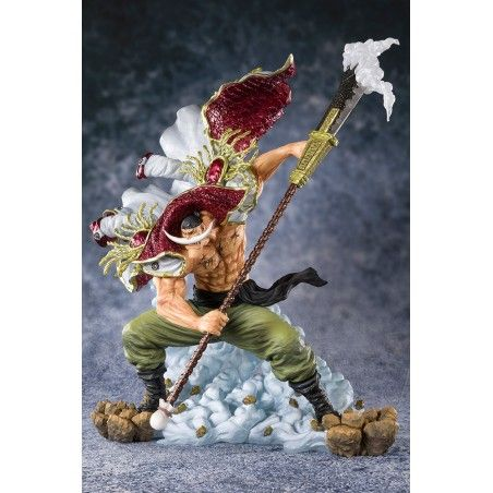 ONE PIECE ZERO EDWARD NEWGATE PIRATE CAPTAIN FIGUARTS ZERO FIGURE
