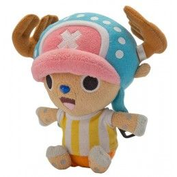 PELUCHE ONE PIECE TONY CHOPPER NEW WORLD ABYSTYLE