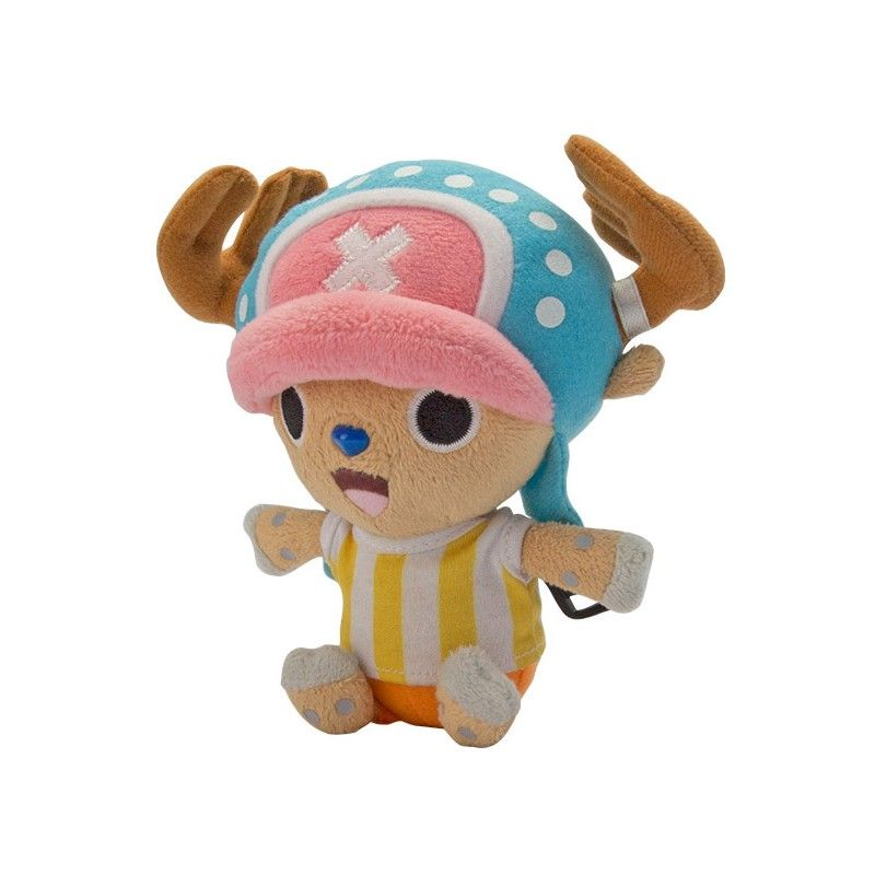 ABYSTYLE PELUCHE ONE PIECE TONY CHOPPER NEW WORLD