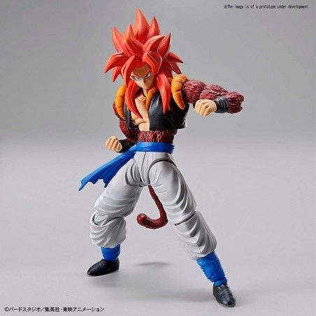 DRAGON BALL FIGURE RISE SUPER SAIYAN 4 GOGETA MODEL KIT FIGURE
