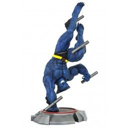 DIAMOND SELECT MARVEL GALLERY X-MEN BEAST DANGER ROOM COMIC STATUE 25 CM FIGURE