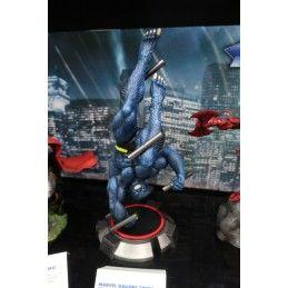 MARVEL GALLERY X-MEN BEAST DANGER ROOM COMIC STATUE 25 CM FIGURE