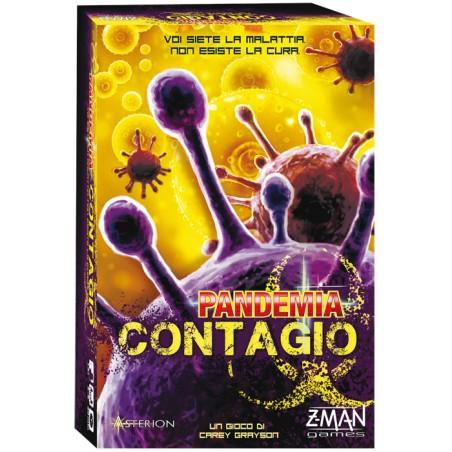 PANDEMIA CONTAGIO - GIOCO DA TAVOLO ITALIANO