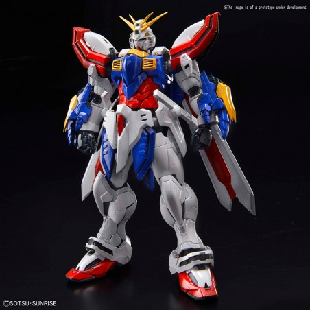 HI-RESOLUTION MODEL HIRM GUNDAM GOD 1/100 MODEL KIT FIGURE