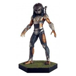 THE ALIEN AND PREDATOR FIGURINE KILLER CLAN PREDATOR FIGURE EAGLEMOSS