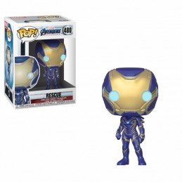 FUNKO POP! MARVEL AVENGERS ENDGAME - RESCUE BOBBLE HEAD KNOCKER FIGURE