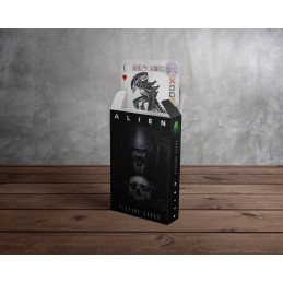 ALIEN PLAYING CARDS 40TH ANNIVERSARY MAZZO DI CARTE