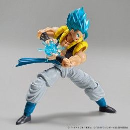 BANDAI DRAGON BALL FIGURE RISE SUPER SAIYAN GOD GOGETA MODEL KIT FIGURE