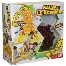 SALVA LE SCIMMIE - GIOCO DA TAVOLO ITALIANO