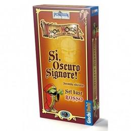 SI, OSCURO SIGNORE! - SET BASE ROSSO - GIOCO DA TAVOLO ITALIANO GIOCHI UNITI