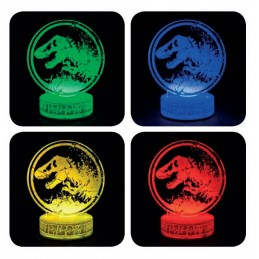 JURASSIC WORLD LED LIGHT...