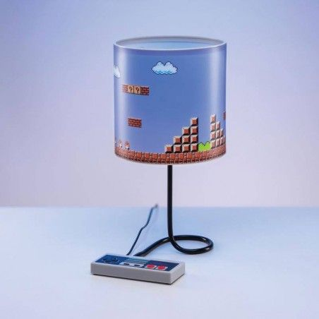 NINTENDO NES CONTROLLER LAMP LAMPADA DA TAVOLO