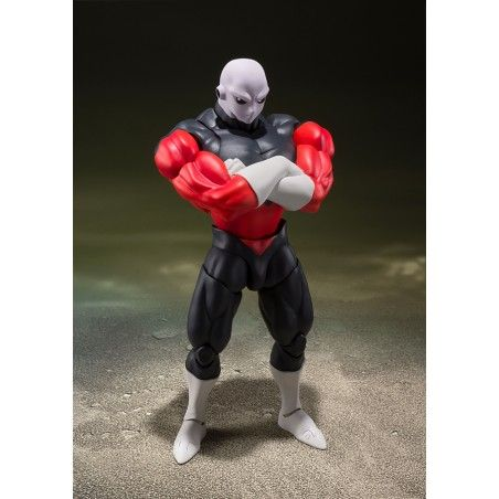 DRAGON BALL SUPER JIREN S.H. FIGUARTS ACTION FIGURE