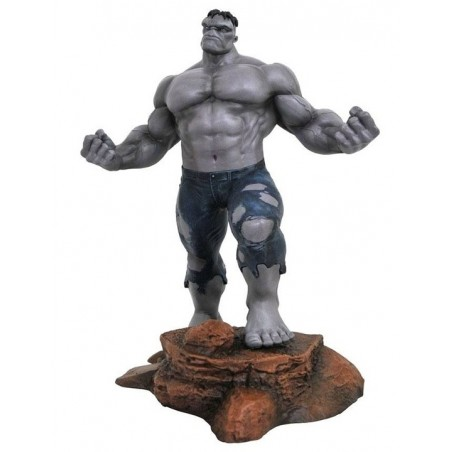 MARVEL GALLERY GREY HULK SDCC 2018 STATUE FIGURE