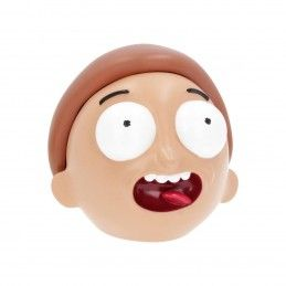 RICK AND MORTY - MORTY HEAD RESIN STORAGE BOX FIGURE NEMESIS NOW