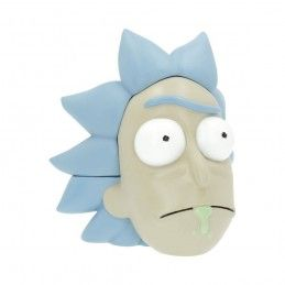 RICK AND MORTY - RICK HEAD RESIN STORAGE BOX FIGURE NEMESIS NOW