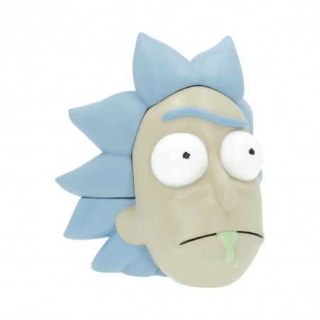RICK AND MORTY - RICK HEAD RESIN STORAGE BOX FIGURE