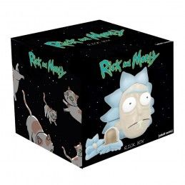 RICK AND MORTY - RICK HEAD RESIN STORAGE BOX FIGURE NEMESIS NOW