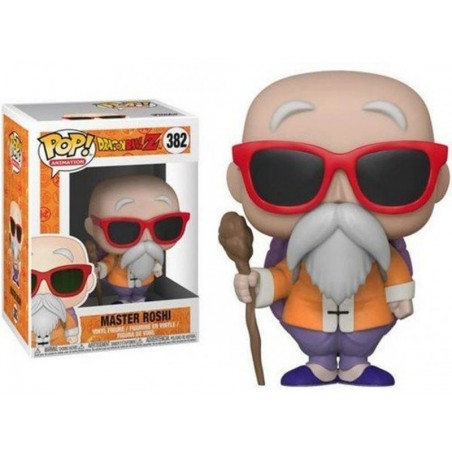 FUNKO POP! DRAGON BALL Z MASTER ROSHI BOBBLE HEAD KNOCKER