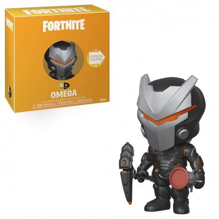 FORTNITE 5 STAR - OMEGA FULL ARMOR MINI FIGURE